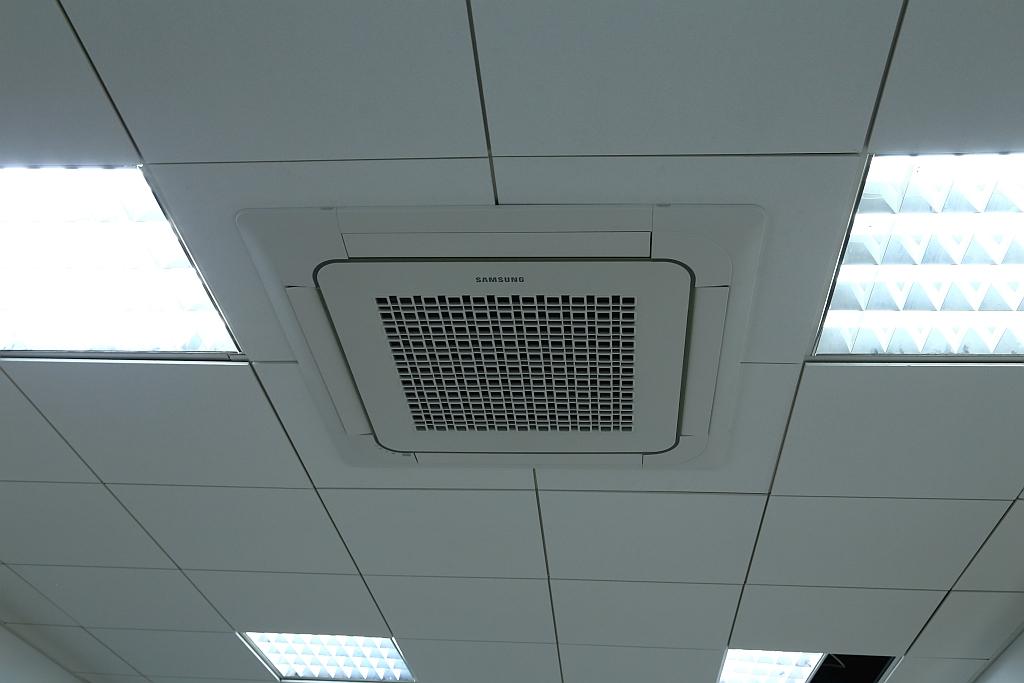 klimatyzator-Samsung-VRF-kaseton